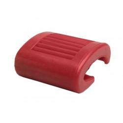 Goma Pedal de Arranque Lambretta LI Rojo