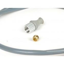 Cable Velocimetro VL3- VB1 Acople  2.7 mm
