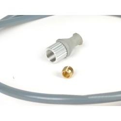 Cable Velocimetro VL3- VB1 Acople  1.9 mm