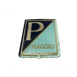 Insignia Piaggio Plástica. Vespa VBB