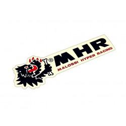 Sticker, MHR, Malossi